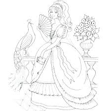 Coloring Pages Disney Princess Coloring Pages Free To Print