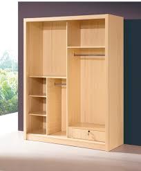 Melamine Bedroom Furniture Aliexpresscom Buy Wardrobes With Sliding Shutter Doors Melamine