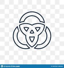 Transparent Venn Diagram Venn Diagram Vector Icon Isolated On Transparent Background