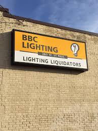 photo of bbc lighting milwaukee wi united states front sign