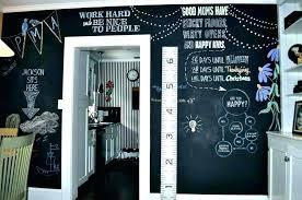 huge chalkboard calendar large framed erasable wall decal sticker c