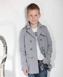 boys trench coat