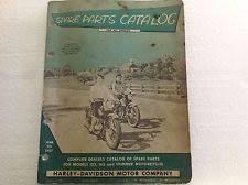 harley catalog ebay