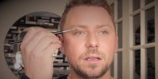makeup artist extraordinaire but for his instructional you videos wayne goss 39 has perfected a bination