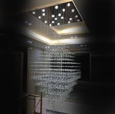2017 new luxury crystal chandelier led living room lamp in large modern chandeliers ideas 3