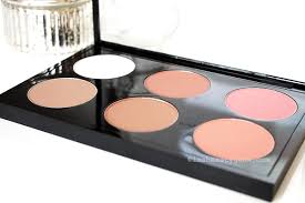 mac contour sculpt yourself palette