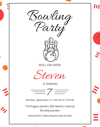 Party Templates Party Invitation Templates Free Premium Templates