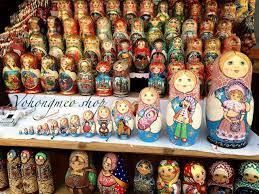 Vo Hong Meo Shop - Moscow Russia - Nhận order các sản phẩm tốt của Nga - Ý  nghĩa và lịch sử của Búp bê Nga ( Matruyoska ) Không chỉ nổi