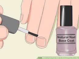 image titled paint your nails for school if you are a guy step 7