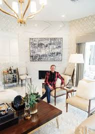 Barclay Butera draws a great deal of his interior design style from the  influence of mid-century modern architecture that saw its origins in 1930s  Palm ...