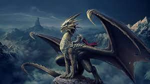 Dragon Pet 3D Desktop HD Wallpaper