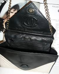 J'adore Ce Sac: Vintage Chanel Bag! | NatLovesShoes & Vintage Chanel Black and White Quilted Bag Adamdwight.com