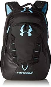 Ll Bean Backpack Size Chart Amazon Com Under Armour Storm Recruit Backpack Bayou Blue