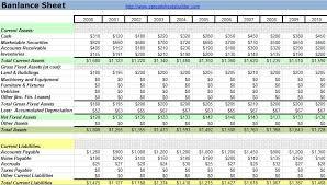 Excel Spreadsheet Balance Sheet Cute How To Make A Spreadsheet