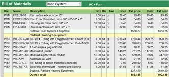Construction Material List Template Construction Material List Excel Barca Fontanacountryinn Com