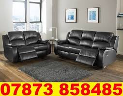 3 2 leather recliner sofa