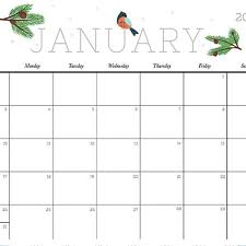 calendar january 2018 template 25 unique free printable calendar templates ideas on pinterest