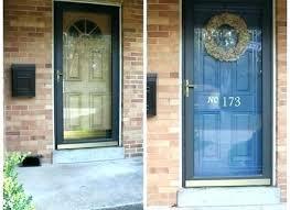 storm door glass storm door dark brown screen doors at replacement for glass storm storm door