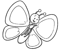 Butterfly Preschool Coloring Pages Spring 3646 Preschool Coloring