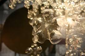 michelle brand cascade lancanshire michelle brand plastic bottle chandelier recycled materials sustainable
