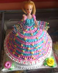 Best Barbie Doll Birthday Cakes Delivered By Winni Winni