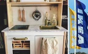 ikea furniture hack. This Ikea Kitchen Hack For Kids Is Amazing! Furniture