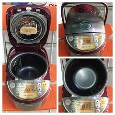Nồi cơm điện cao tần IH ZOJIRUSHI NP-NQ10S áp suất 1lít - ✓Máy Lạnh Cũ ✓ Tủ  Lạnh Cũ ✓Máy Giặt cũ