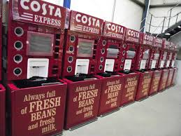 "Costa Vending Machines Delectable Radan Nests And Bending ""Vital"" For KMF"
