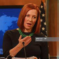 US State Department spokesperson ...