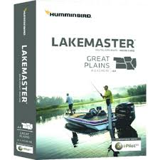 Lakemaster Charts Humminbird 6000175 Lakemaster Chart Card Great Plains 600017 5
