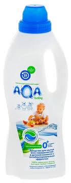 <b>AQA baby Средство для</b> мытья всех поверхностей в детской ...
