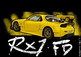 mazda rx7 fc initial d. mazda rx7 fd initial d fourth stage by kimimaro90 mazda rx7 fc initial