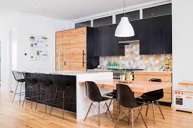 Stunning Cuisine Ilot Central Table Manger Ideas House Design