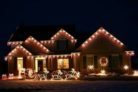 cool christmas house lighting. Unique Outdoor Christmas Lights Best House Design Exterior Designs Cool Lighting