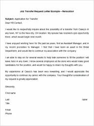 Cover Letter Example Relocation Sample Relocation Cover Letter Free Sample Relocation Cover Letter