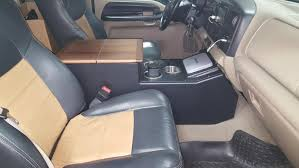 Image result for ford excursion custom center console | Vehicle ...