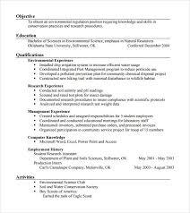 sample resume templates   resume example  sample resume    agricultural scientist free sample resume agriculture resume template