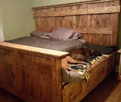 Diy king size beds Farmhouse Style King Size Bed Diy King Size Bed Frame King Size Bed Frame Amazing Best King Bed King Size Bed Diy Theharrisinfo King Size Bed Diy King Size Bed With Storage King Build King Size