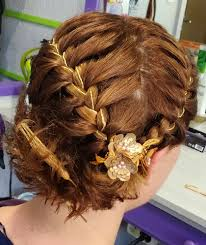 Chignon Chignons Mariage Coiffures Anglaises Cannages