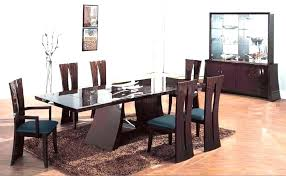 designer glass dining tables modern room sets table set for traditional italian g