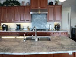 super white quartzite kitchen countertop traditional kitchen seattle