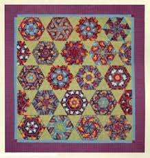 10-20% off Kaleidoscope ABCs by Marti Michell, Kaleido Rulers ... & A 60 Degree Kaleidoscope Quilt Adamdwight.com