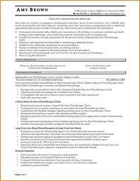 Cover Letter Orthodontist Resume Resume For Orthodontist
