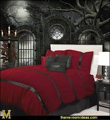 Gothic Bedroom Ideas