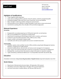 No Job Experience Resume Sample Resume College Student No Experience 67