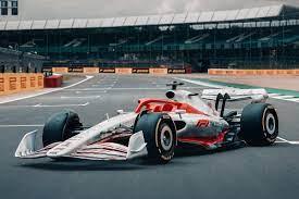 Formula 1 reveals full-size 2022 car