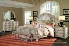 Rustic White Bedroom Furniture Distressed White Bedroom Furniture ...
