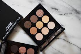 mac makeup palette. the shades in palette look beautiful but reason i prefer dusky rose is that pigmentation was not really there with amber times mac makeup l