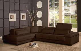 modern sofa chair. Uncategorized, Modern Sofa Furniture Affordable Brown Leather Shape L Tufted Legs Black Box Chair