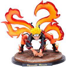 Regalo Naruto GK Zorro de nueve colas Uzumaki Naruto PVC Anime Juego de  dibujos animados Personaje Modelo Estatua Figura Juguete Coleccionables  Decoraciones Regalos Favorito de Anime Fan SOI1000 : Amazon.es: Juguetes y